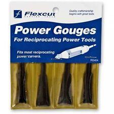 Flexcut rg404 POWER Carving sgrossatura Gouge set (4 PEZZI) 810082