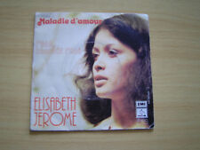 45 tours elisabeth jerome maladie d'amour