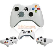 New White Wireless Game Remote Controller for Microsoft Xbox 360 Console