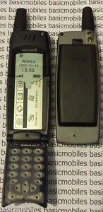 Ericsson R380 DARK BLUE DUMMY NON WORKING DISPLAY MODEL Mobile Phone