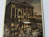 Vintage Postcard The Pittsburgh Railroad Office Building & Lake Erie