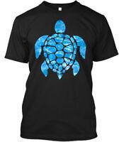 Machine washable Sea Turtle Hanes Tagless Tee T-Shirt Hanes Tagless Tee T-Shirt