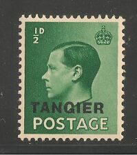 Great Britain Tangier #511 (A99 )VF MINT LH  1936 1/2p Edward VIII Overprinted