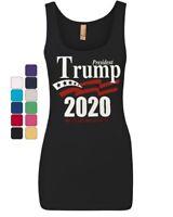 Keep America Great Women's Tank Top President Trump 2020 MAGA Republican Top