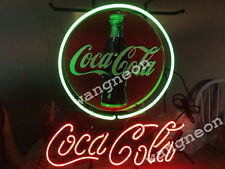 New Coka Cola Coke Soft Soda Drink Neon Sign Beer Bar Light Fast Free Shipping