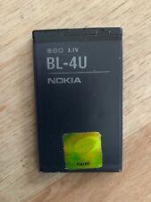 NOKIA BL-4U Batería Para NOKIA E75 E66 3120 5730 ASHA 503 501 300 306 206 305