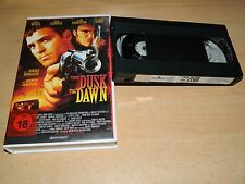 From Dusk till Dawn - Tarantino Horror - uncut - UFA VHS - ab 18