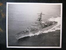 Vintage US Navy 8 x 10 Press Photo USS Albert David DE-1050 Long Beach, CA 702