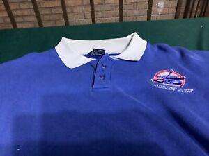 Vintage Winnipeg Jets Sweater by athletic Softwear size Xl