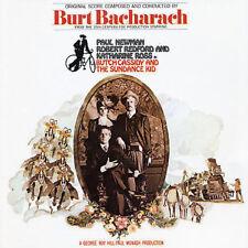 Butch Cassidy and the Sundance Kid [Original Score] by Burt Bacharach (CD, Jun-2003, Spectrum Music (UK))