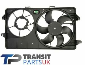 TRANSIT CONNECT RADIATOR COOLING FAN WITH AC 4986738 4T16-8C607-KC