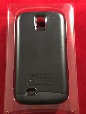 NEW Samsung Galaxy S4 OEM OtterBox Symmetry Case - Black/Navy