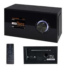 TERRIS IWR 261 Internetradio WLAN DAB+ USB 2.0 UKW-Radio Streaming WPS RJ45