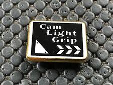 pins pin film cinema CLAP CAM LIGHT GRIP