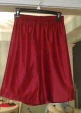 YOUTH BASKETBALL SHORTS BY PRO SPIRIT RED SIZE XL 14/16