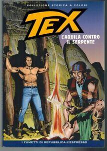 Tex Collezione Storica Colori 187 Victor De La Fuente Marcello