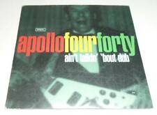 APOLLO 440 FOUR FORTY - AIN'T TALKIN' 'BOUT DUB - 1997 UK CD SINGLE CARD SLEEVE