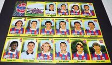 LA BERRICHONNE CHATEAUROUX LBC COMPLETE PANINI FOOT 98 FOOTBALL 1997-1998
