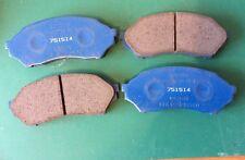 Mazda 323 s 1.4 16V 1.5 16V 1.4 plaquettes frein avant genuine oe mazda tampon set (L8)