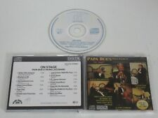 PAPA BUE'S VIKING JAZZ BAND/ON STAGE(BELLAPHON CDTTD 511) CD ALBUM