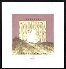 42)Nr.081-EXLIBRIS, Martin R. Baeyens