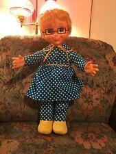 Rare Mrs Beasley 1967 By Mattel Rare Non Talker