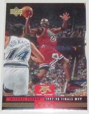 2008/09 Michael Jordan Bulls Upper Deck Lineage Mr. June Insert Card #MJ-12 NM