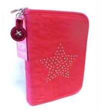 Depesche 8973 Top Model Federtasche De Luxe pink Stern Stars Doppelklappe Schulm