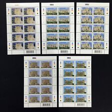 2006 Malta Castles & Towers Sheet of 10 Stamps Unmounted MintNH #1446