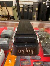 thomas organ cry baby Wah