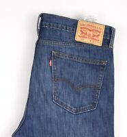 Levi's Strauss & Co Hommes 510 Slim Jeans Extensible Taille W34 L32 AVZ598