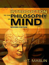 An Introduction to the Philosophy of Mind, Good Condition Book, Maslin, Keith, I