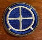 """WWII U.S. Army 35th Infantry Division Patch 2-1/4"""" Diameter"""
