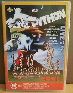 Monty Python Live Hollywood Bowl 1982 DVD - SAME / NEXT DAY FAST FREE POST