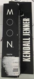 Kendall Jenner Moon Teeth Whitening Pen Vanilla Mint .09 Oz / 2.65 ml