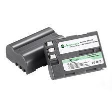 For Nikon D700 D300 D200 D80 D90 D70s D300s D50 D100 Powerextra EN-EL3E Battery