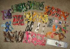 Lot 156+ Skeins & Partials Varied Embroidery Craft Mixed Thread Floss Needlework