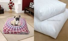 Indian Big Square Floor Cushion Cover Dog Bed Ombre Mandala Pillow Case Boho 35""