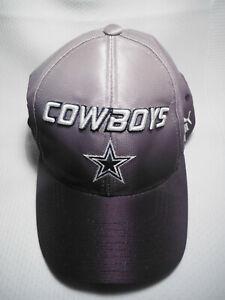 NFL - DALLAS COWBOYS FOOTBALL PRO-LINE PUMA CAP - ADJUSTABLE  CAP