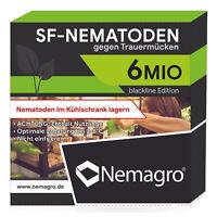 Nemagro® SF-Nematoden 6 mio - SF Nematoden gegen Trauermücken - bis 12 qm MITTEL