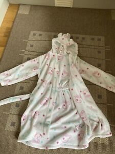 M&S Peppa Pig Girls Dressing Gown, Size 7/8yrs