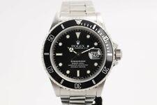 Rolex Submariner 16610 1989 Stainless Steel Dive Watch 40mm