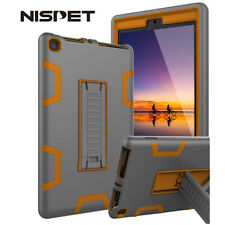 For Amazon Kindle Fire HD 8 7th/8th Gen Tablet Shockproof Heavy Duty Case Cover