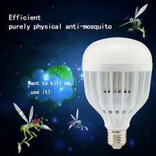 2018 Newest LED Kill Mosquito Bulb 18W 1000LM Electronic Insect Killer Bait Bulb