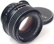 PENTAX M42 55mm 1.8 SMC Takumar