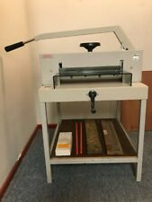 More details for ideal guillotine 4700 - hand operated, spare blades condition used