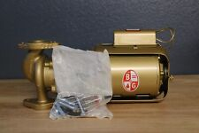 Bell Amp Gossett Series 100 Ab Bronze 106192lf 112 Hp Circulator Pump Nos Nib