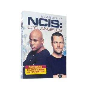 NCIS: Los Angeles Season 11 (DVD, 5-Disc Set, Region 1) New + US Seller*!!!