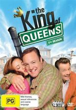 The King of Queens : Season 5 (DVD, 2009, 4-Disc Set) Brand New Sealed