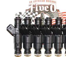 SALE (5) Bosch OEM, UPGRADE, 4 HOLE Nozzle, 19 lbs/hr, Volvo B5254S NEW $237.49